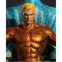 Imaginarium DC Statue Aquaman sur son trone 1/3