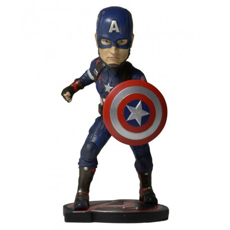 Neca Avengers 2 Captain America Bobble Head