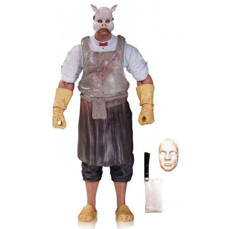 Dc Direct Batman Arkham Knight - Professor Pyg