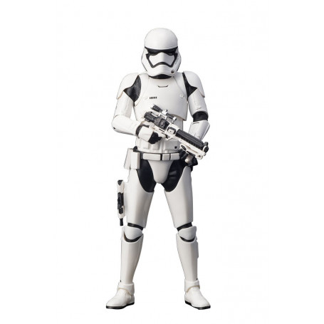 Kotobukiya Star Wars Episode VII figurine PVC ARTFX+ 1/10 First Order Stormtrooper