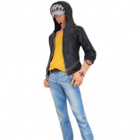 Banpresto Figurine One Piece - Trafakgar Law Jeans Freak 04 Version A