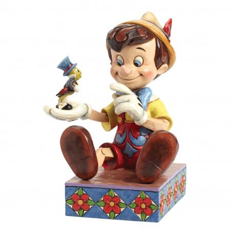 Disney Tradition Pinocchio et Jiminy Cricket