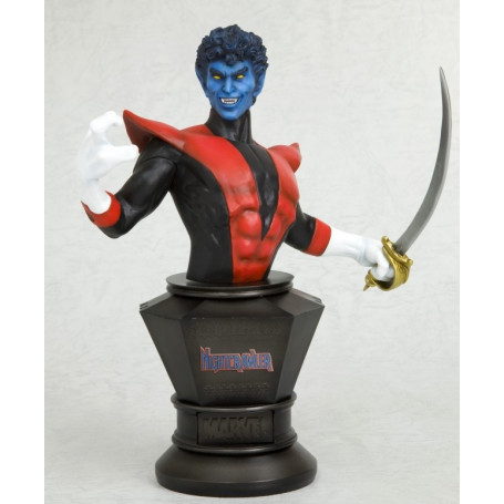 Marvel Fine Art buste Classic Nightcrawler 26 cm