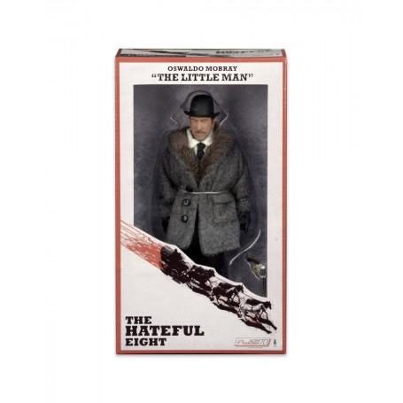 "Neca Hateful Eight Tarantino Oswaldo Mobray ""The Little Man"""
