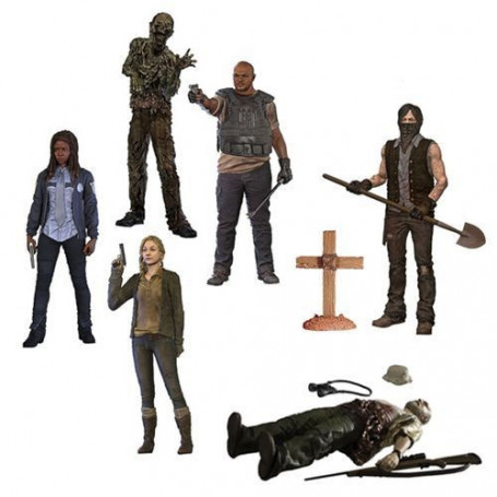 Mcfarlane The Walking Dead TV Version série 9