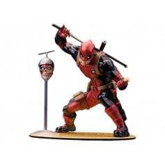 Kotobukiya Marvel Now 1/10 - Figurine Artfx+ Deadpool SDCC Exclusive