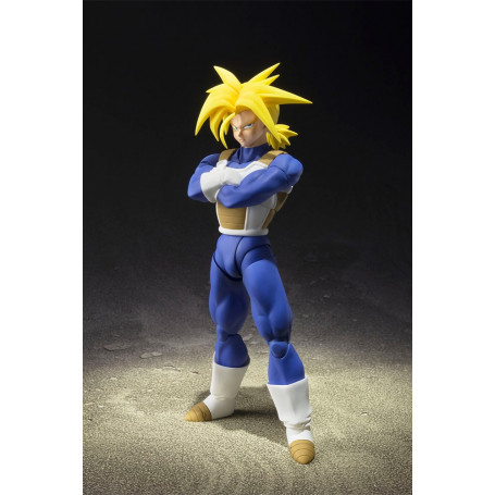 Bandai DRAGON BALL Z TRUNKS SUPER SAIYAN S.H. FIGUARTS