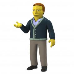 Neca Simpsons 25e anniversary Serie 5 - Adam West