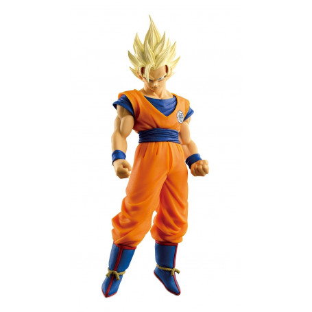 Banpresto Dragon Ball Super Scultures BIG Gokou Super Sayan 2