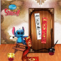 Dragon Disney Diorama Stitch - Calligraphie
