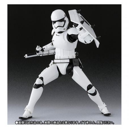 Bandai Star Wars Stormtrooper First Order Shield and Baton Set