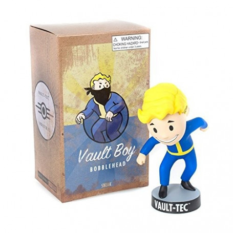 Fallout 4 Vault Boy 111 Bobbleheads - Series 2 - Sneak