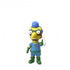 Neca Simpsons 25e anniversary Serie 5 - MILHOUSE VAN HOUTEN