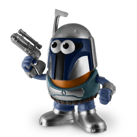 Monsieur Patate Star Wars Jango Fett