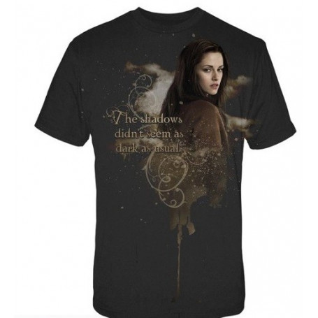 Twilight T-Shirt Homme New Moon The Shadows