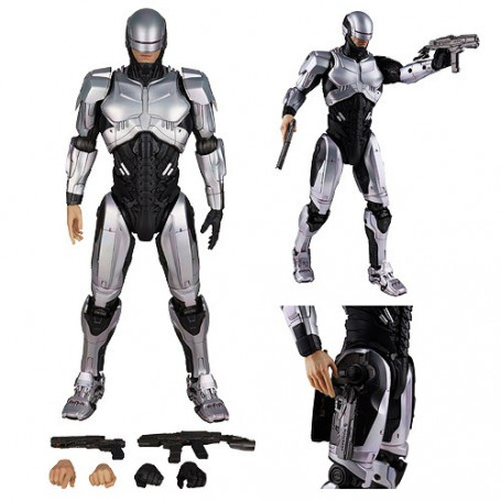 Three Zero Figurine Robocop 1.0