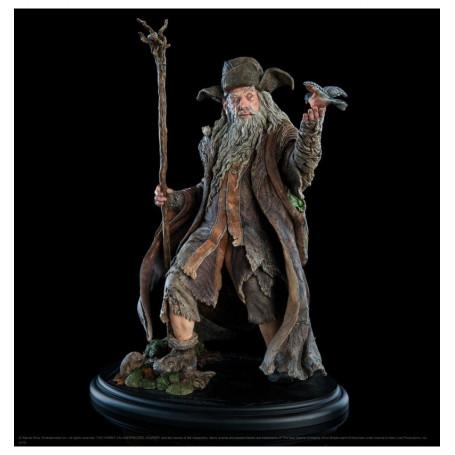 Weta Statue Le Hobbit - Radagast le brun