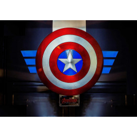 King Arts Avengers Age of Ultron Bouclier Taille réelle Mural