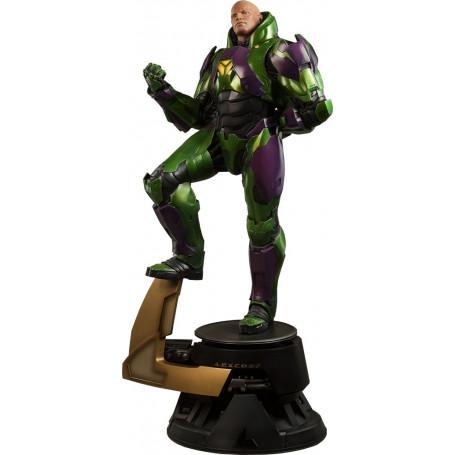 Sideshow statue de l'ex Lutor