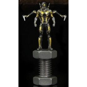 King Arts Ant Man Figurine Yellow Jacket Posed character