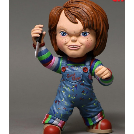 Mezco Jeu d´enfant figurine Stylized Roto Chucky Good Guy
