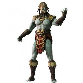 Mezco Mortal Kombat X figurine Serie 2 Mortal Kombat X série 2 figurine Kotal Kahn