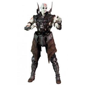 Mezco Mortal Kombat X figurine Serie 2 Mortal Kombat X série 2 figurine Quan Chi