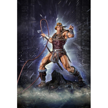 First For Figures Statue Castlevania Simon Belmont