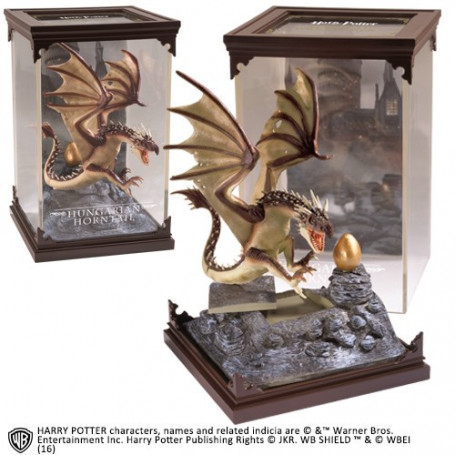 Noble collection Hary Potter Créatures magiques - Hungarian Horntail