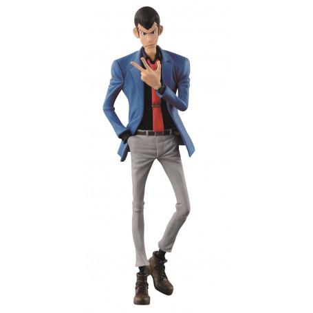 Banpresto Master Stars Lupin The Third II
