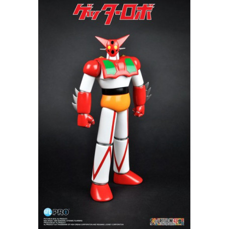 High Dream Figurine Getter Robot Getter one PVC 23 cm