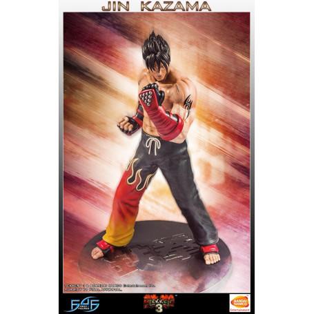 First For Figures Statue Jin Kazama Tekken 3