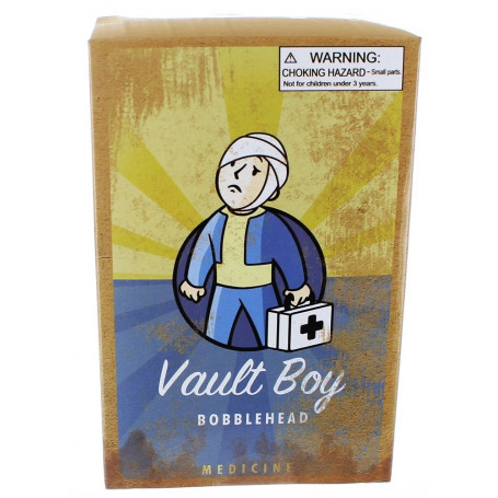 Gaming Heads Vault Boy 101 Bobbleheads Series 3 - Medicine