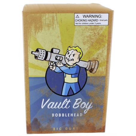 Gaming Heads Vault Boy 101 Bobbleheads Series 3 - Big Guns