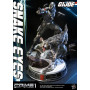 Prime One Studio Gi Joe Statue Snake eyes