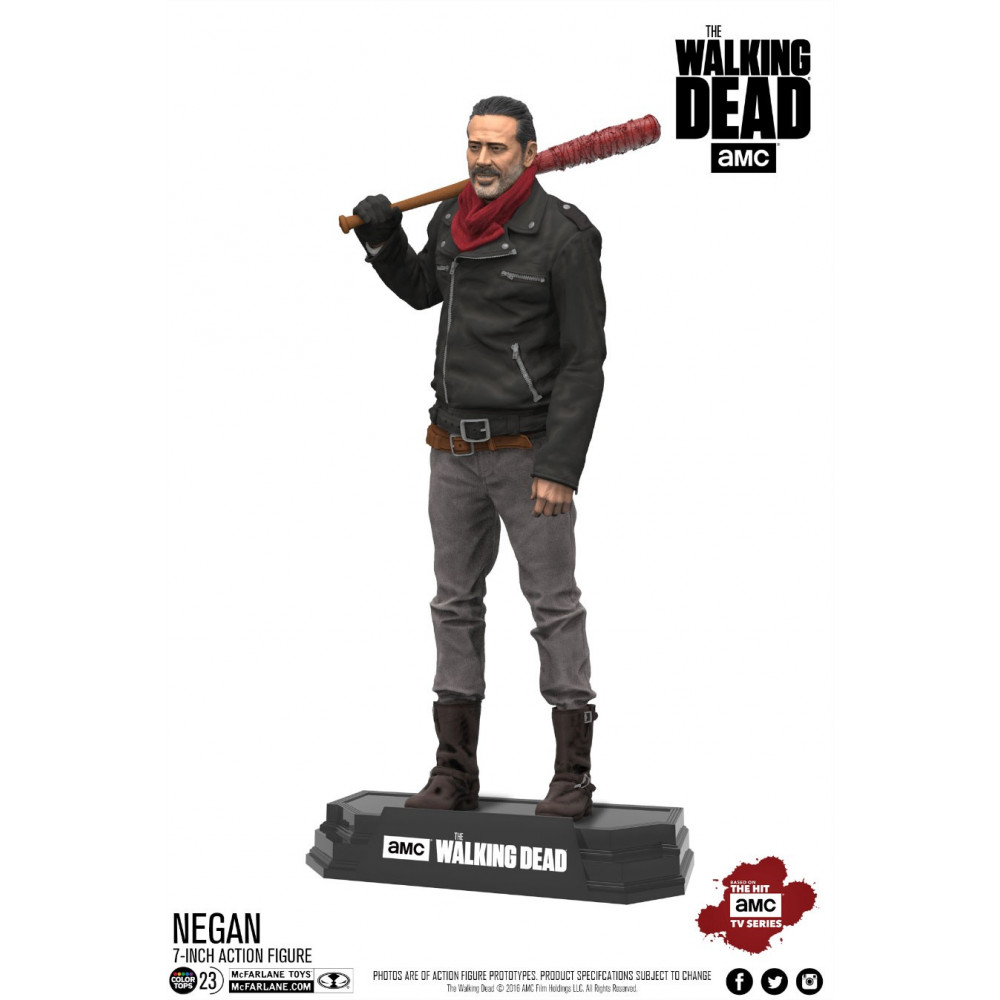 figurine walking dead
