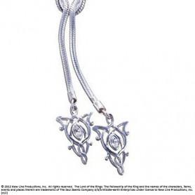 Noble Collection Seigneur des Anneaux Collier Arwen