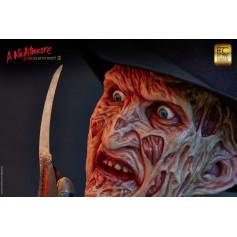 Elite Creature Collectibles Freddy Krueger Buste taille réelle