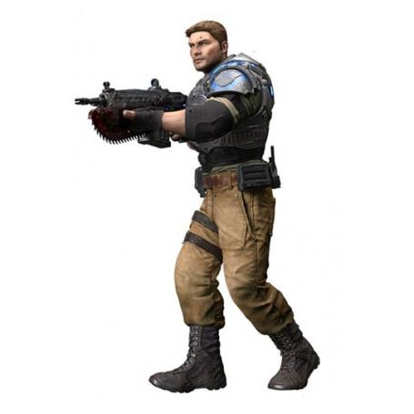 McFarlane Gears of War 4 - Figurine JD Fenix