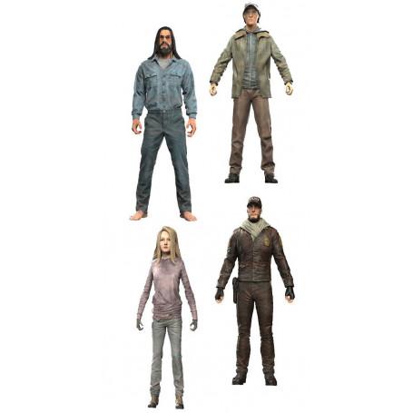 McFarlane The walking dead Comics Serie 5 - Set Complet