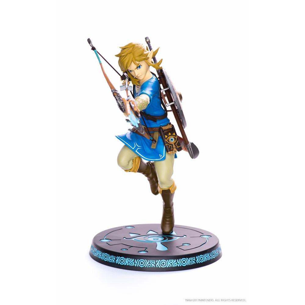 First For Figures The Legend Of Zelda Figurine Link Breath Of The Wild En Stock Ebay