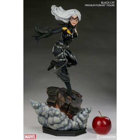 Sideshow Marvel Comics statuette Premium Format Black Cat