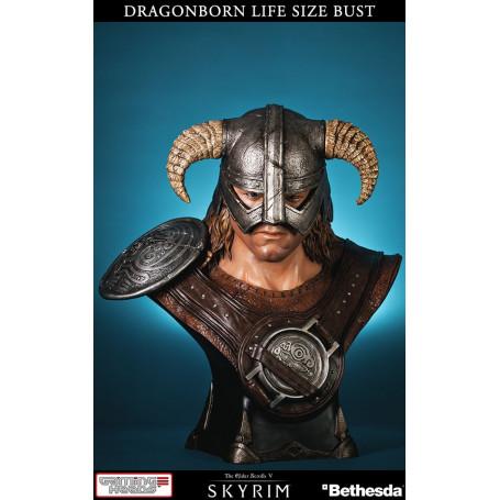 Gaming Heads Dragonborn busteThe Elder Scrolls V Skyrim