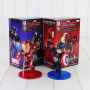 Banpresto Marvel civil War Captain America WCF Premium