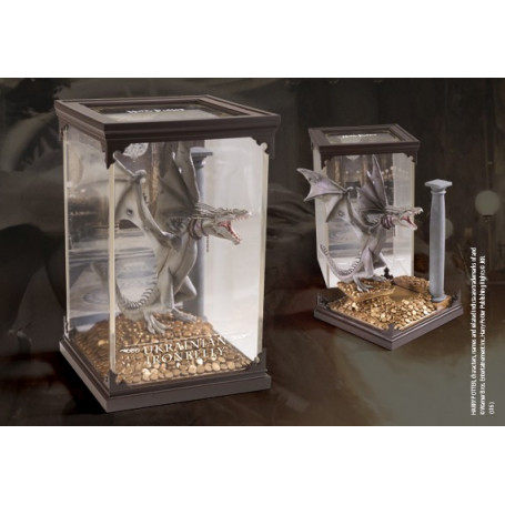 Noble collection Hary Potter Créatures magiques - Dragon de Gringotts