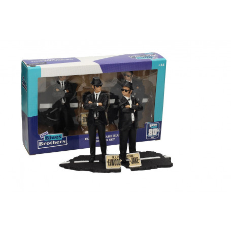 SD The Blue Brothers Connection Set