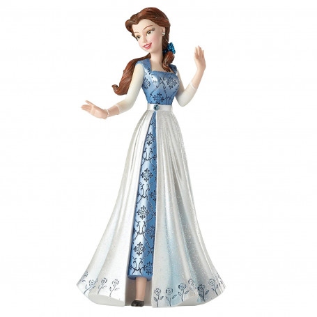 Disney Haute Couture - Statue Belle Villageoise La belle et la Bête