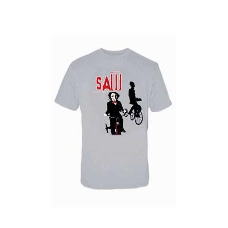 Saw T-Shirt Saw Puppet