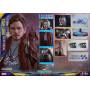 Hot Toys Les Gardiens de la Galaxie V.2 Movie Masterpiece 1/6 Star-Lord Deluxe 31 cm