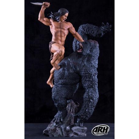 ARH Studio Statue Tarzan Primal Rage 1/4
